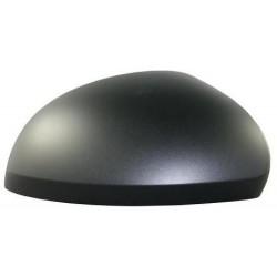 Calotta specchietto retrovisore nera guida sx