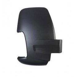Calotta specchietto retrovisore nera passeggero dx