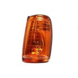 Fanale freccia retrovisore arancio guida sx