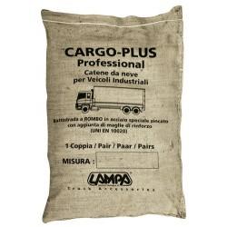 Cargo-Plus Professiona coppia catene da neve per Camion misura 38