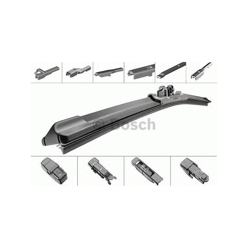 Spazzole tergicristallo BMW SERIE 1 E87 e MINI R58 R59 BOSCH ANTERIORI Aerotwin