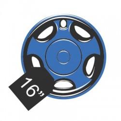 Copricerchio coppa ruota Mercedes diametro 16