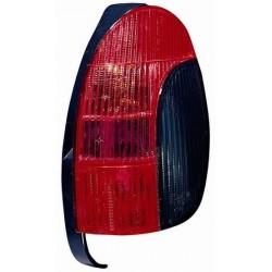 Gruppo ottico posteriore esterno fume rosso lato dx