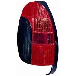 Gruppo ottico posteriore esterno fume rosso lato sx