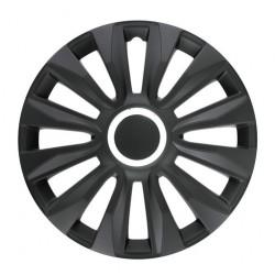 Avalone Pro Black Kit 4 copricerchi coppe ruota diametro 13