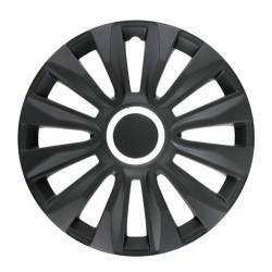 Avalone Pro Black Kit 4 copricerchi coppe ruota diametro 14