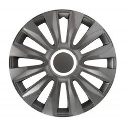 Avalone Pro Dark Kit 4 copricerchi coppe ruota diametro 13