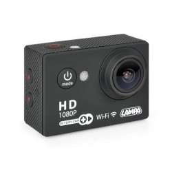 Action-Cam Plus telecamera per sport 1080p Wi-Fi + Kit accessori