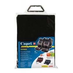 Capri set fodere coordinate - nero - rosso