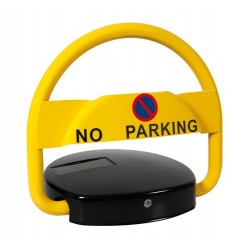 Barriera di parcheggio automatica con telecomando - Batteria + Pannello solare