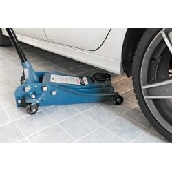 Cric idraulico a carrello a basso profilo - 2.500 kg