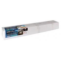 Barra a Led con struttura curva in alluminio 10/30V - 80 cm