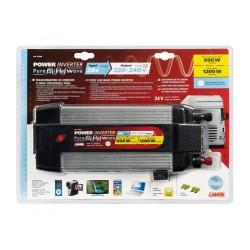 Power Inverter PSW600 trasformatore a onda sinusoidale pura 24V - 230V