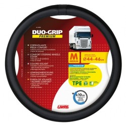 Duo-Grip coprivolante presa confort in TPE - M - diametro 44/46 cm