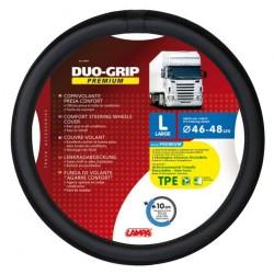 Duo-Grip coprivolante presa confort in TPE - L - diametro 46/48 cm