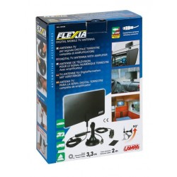 Flexia antenna TV digitale terrestre 12/24V