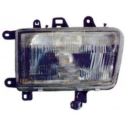 Faro proiettore H4 regolazione manuale guida sx