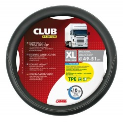 Club coprivolante presa confort in TPE - XL - diametro 49/51 cm - nero