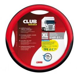 Club coprivolante presa confort in TPE - XL - diametro 49/51 cm - rosso