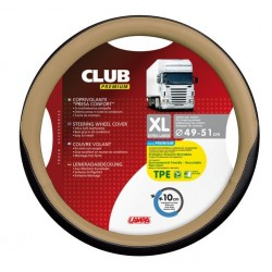 Club coprivolante presa confort in TPE - XL - diametro 49/51 cm - Beige