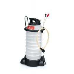 Pneumatic extractor pompa pneumatica per aspirare olio e liquidi - 18 L
