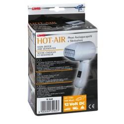 Hot-Air phon asciugacapelli e sbrinatore 12V 180W