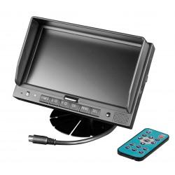 M1 Monitor LCD 7 Cam 1