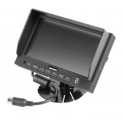 M2 Monitor LCD 7 Cam 1/2/3