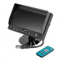 M3 Monitor LCD 7 Cam 1+2+3+4