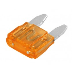 Set 100 micro fusibili lamellari 12/32V - 5A