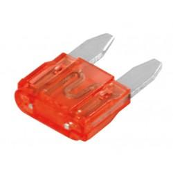 Set 100 micro fusibili lamellari 12/32V - 10A