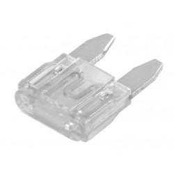 Set 100 micro fusibili lamellari 12/32V - 25A
