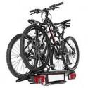 Portabiciclette per gancio traino - 2 bici
