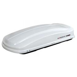 Box 430 box tetto in ABS 430 litri - bianco lucido