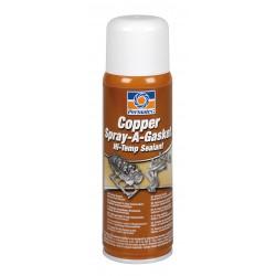 Copper Spray-a-Gasket sigillante per guarnizioni utilizzate ad alte temperature - 331 ml