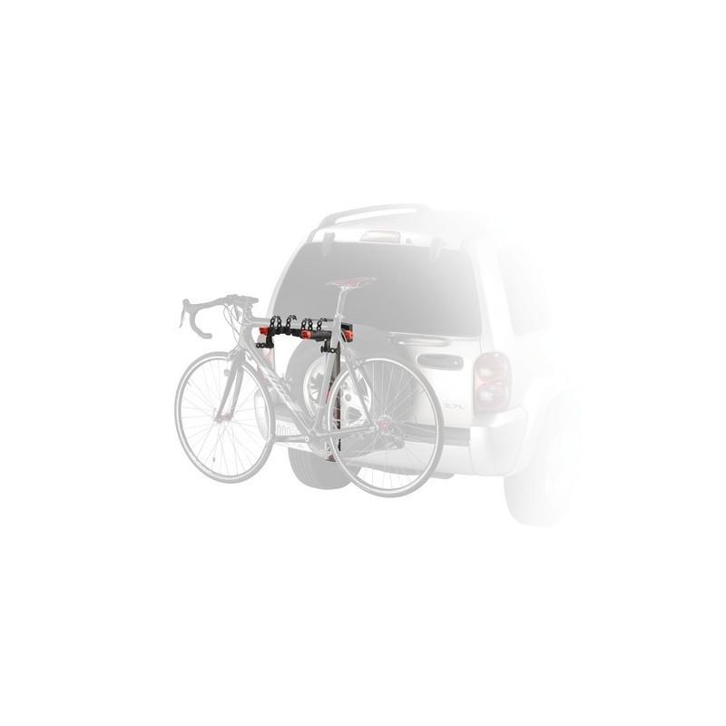 Sparetime portabici posteriore 2x fissaggio alla ruota di scorta