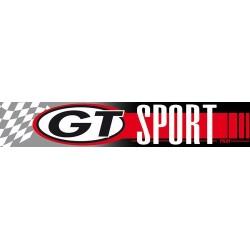 Strisce parasole per parabrezza - 130x24 cm - GT Sport