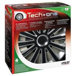 Trend DC RCKit 4 copricerchi coppe ruota diametro 13