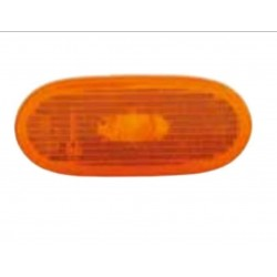 Gruppo ottico laterale arancio guida sx