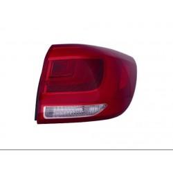 Gruppo ottico posteriore esterno a led passeggero - dx