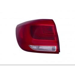 Gruppo ottico posteriore esterno a led guida - sx
