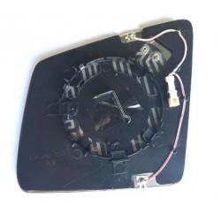 Piastra specchietto termica con vetro fotocromatico dx