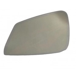 Piastra specchietto termica con vetro fotocromatico guida sx