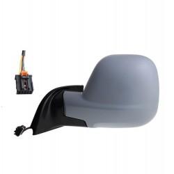 Specchietto retrovisore elettrico termico verniciabile 5 pin sx