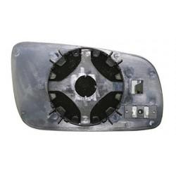 Piastra specchietto termica con vetro asferico lato guida - sx