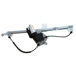 Alzavetro alzacristalli elettrico anteriore con funzione comfort dx