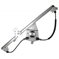 Meccanismo alzacristalli anteriore con funzione comfort passeggero dx