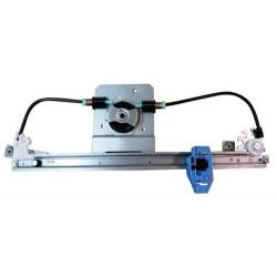 Meccanismo alzacristalli posteriore con funzione comfort passeggero dx