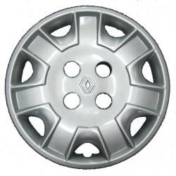 Kit 4 copricerchi coppe ruota Renault diametro 15