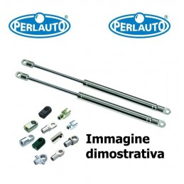 Piastra specchietto termica con vetro Blind Spot antiabbagliante passeggero dx